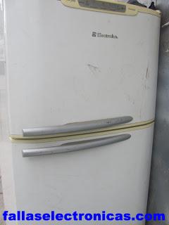Diagrama Refrigerador Electrolux No Frost Electr 243 Nico