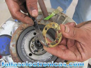 lavadora mabe desarme transmision