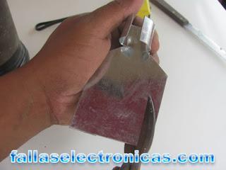 herramienta para soldar tubos de cobre de nevera