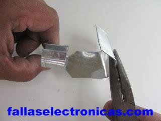 soldar tubos de cobre nevera y aire acondicionado