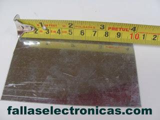 herramienta casera para soldar cobre
