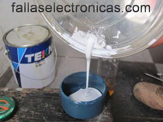 como aplicar pintura epoxica en metal