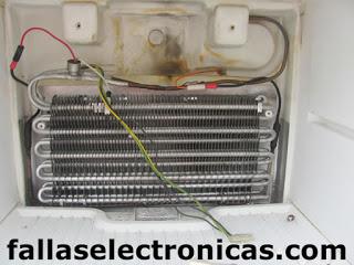 C 243 Mo Probar Fuga De Gas De Un Refrigerador No Frost
