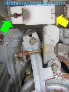 seguro de drain motor de lavadora