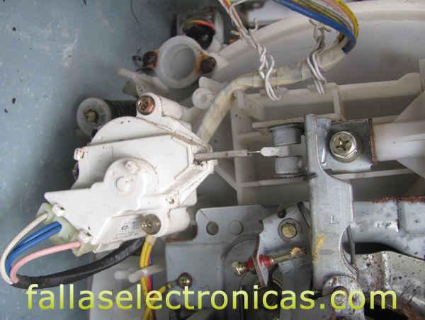 precio favorable nueva temporada seleccione para auténtico Lavadora LG no centrifuga falla de freno ...