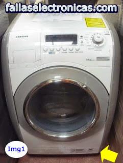 lavadora samsung carga frontal 5e