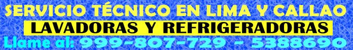 Técnico de refrigerador Samsung en Lima
