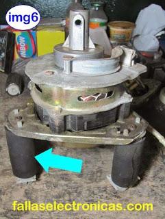 lavadora doble poza no centrifuga