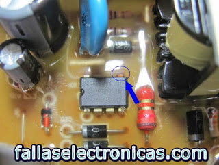 circuito integrado lavadora samsung