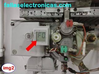 error a4 calentador junkers hydraulic actuators