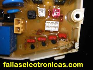 circuito quemado
