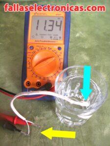 prueba a termistor de nevera b